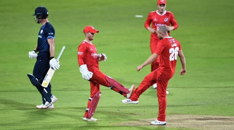 LAN vs NOT Dream11 Prediction: Lancashire vs Nottinghamshire – 2 September 2020. Lancashire will take on Notts Outlaws in the League Match of Vitality Blast T20 which will be played at the County Ground Liverpool. The T20 cricket is finally back in England and nothing better than some T20 Blast cricket.
