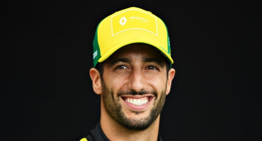 Daniel Ricciardo believes Italian Grand Prix going to be strong one for Renault