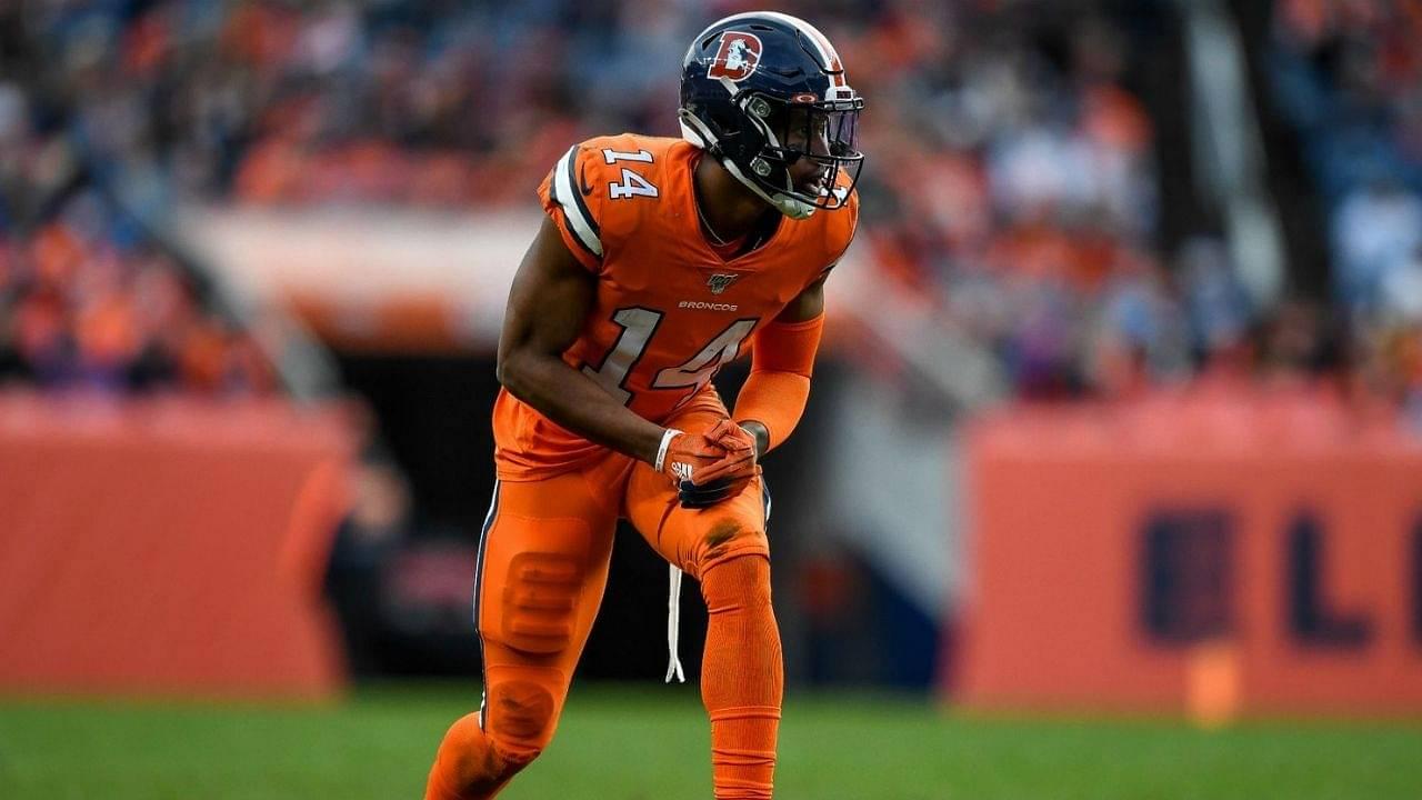 Courtland Sutton Injury: Broncos WR to Undergo MRI After Knee Injury