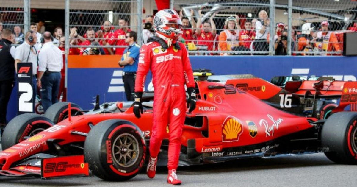 """""""Now I am angry""""- Charles Leclerc explains confusion that contributed to Q2 exit"""
