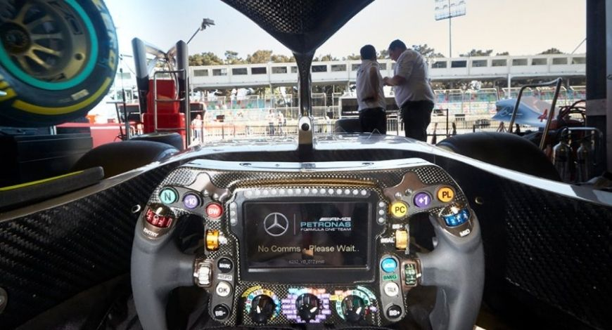 F1 Steering Wheel Cost: How expensive are F1 Steering wheels?
