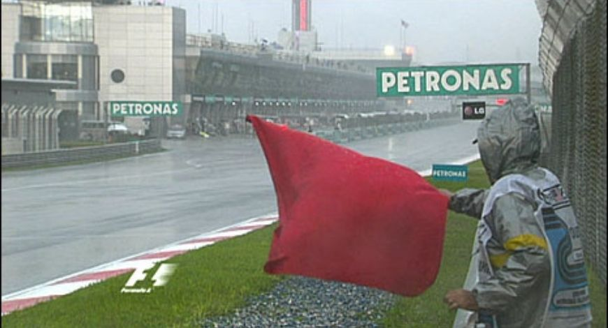 F1 red flag rules: What does red flag mean in Formula One?