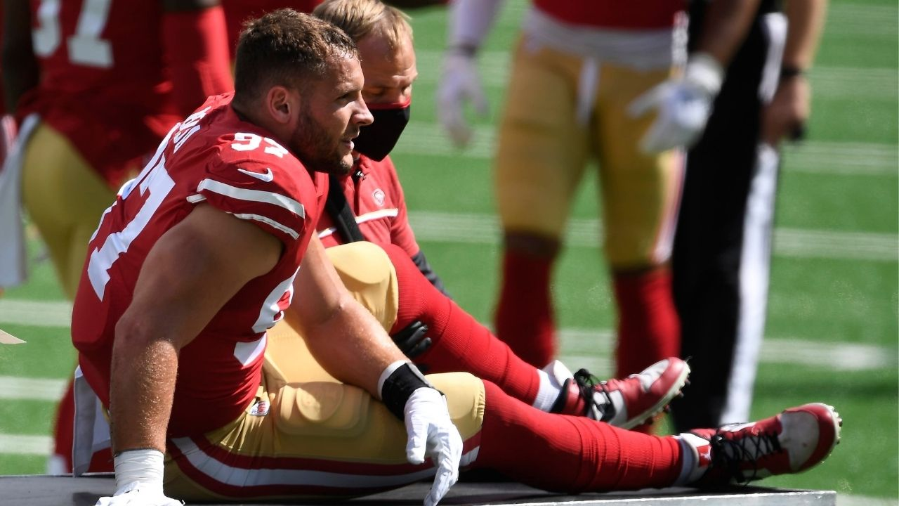 NFL Injuries Soar: Did the NFL Rush the 2020 Season?