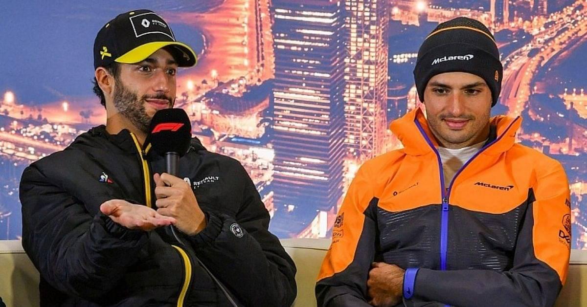 Daniel Ricciardo calls McLaren drivers Children on social media