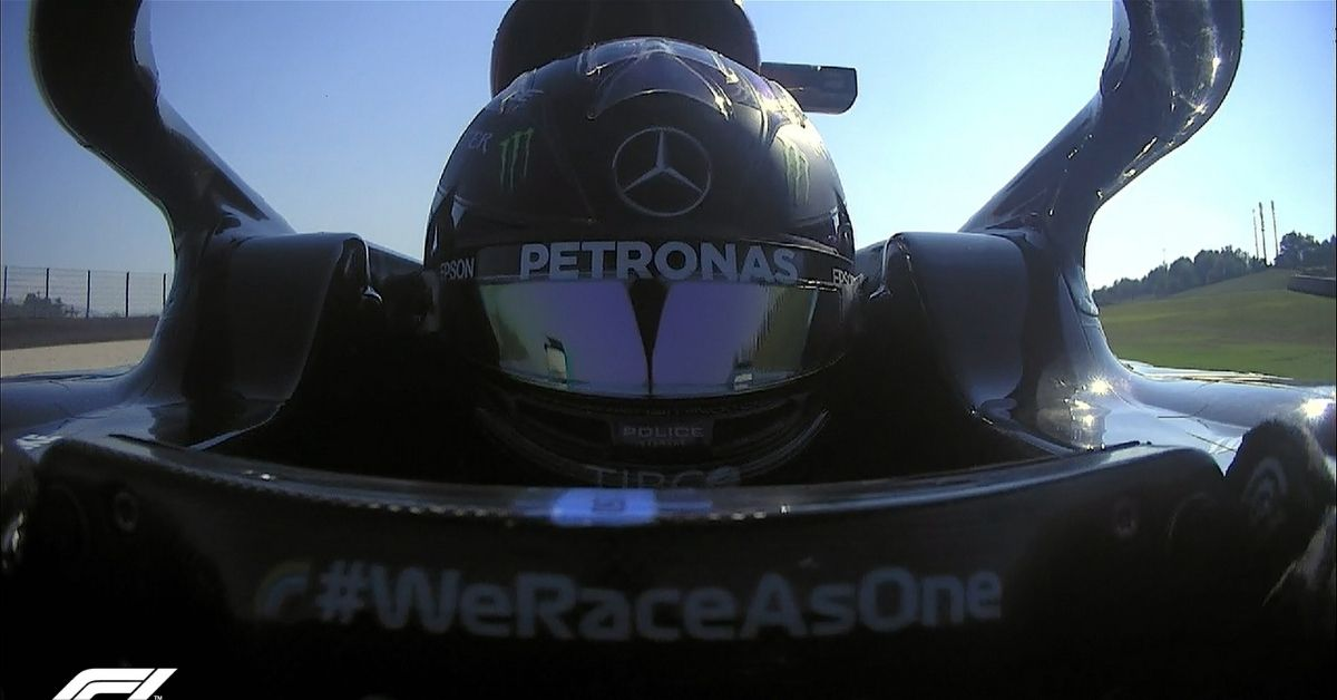 F1 Qualifying Results: Mercedes' Lewis Hamilton cruises Qualifying with P1
