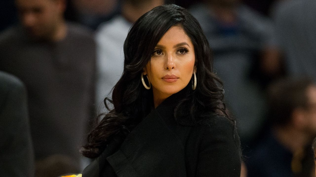 """""""Vanessa Bryant, a beautiful and powerful Hall of Fame speech"""" Skip Bayless lauds Kobe Bryant's wife on Twitter after her speech at the Hall of Fame enshrinement"""
