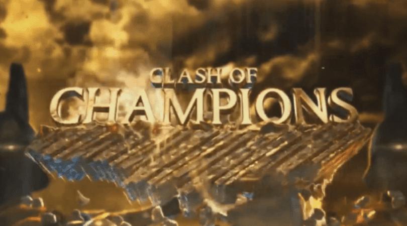 WWE Clash of Champions 2020