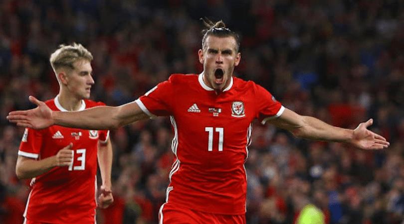 Wales Vs Bulgaria