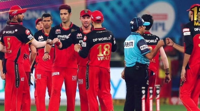 Who won the toss today IPL 2020: Who has Adam Zampa replaced in RCB Playing XI vs Mumbai Indians?