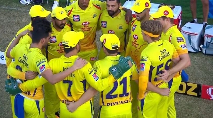 Why are CSK players wearing black armbands in today's IPL 2020 match vs Delhi Capitals?