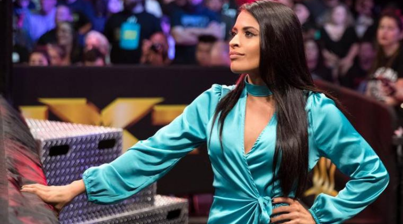Zelina Vega reveals why she is one of Vince McMahon's favourites