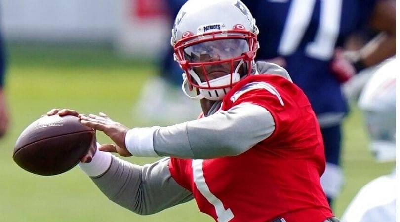 Cam Newton Virus: Patriots quarterback Tests Positive For Covid-19, Who are Cam Newton Backup against Kansas?