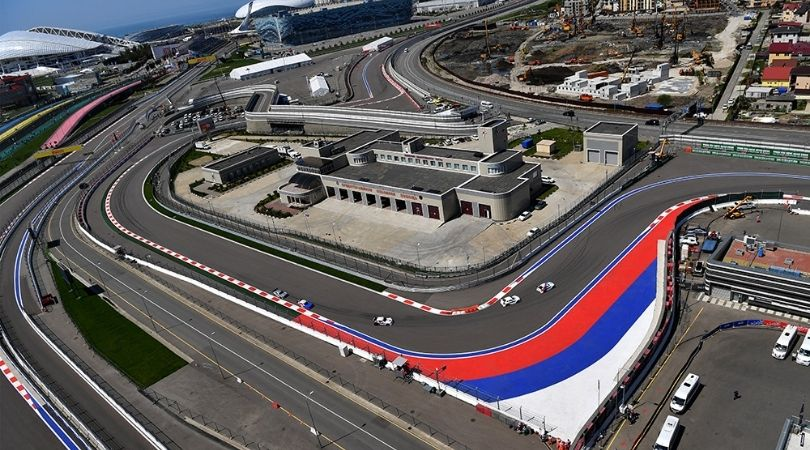 F1 News: Daniel Ricciardo and George Russell speak out against Turn 2 of the Sochi Autodrom