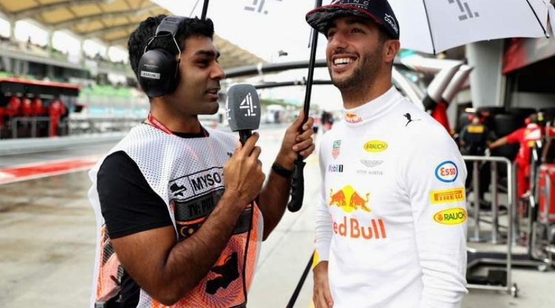 Karun Chandhok F1: All You Need to Know about the former Indian F1 Driver and now an expert commentator for Sky F1