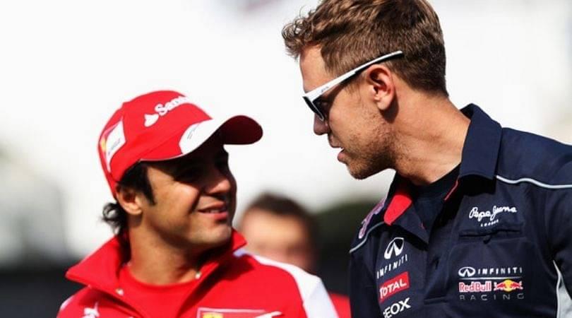 Sebastian Vettel: Former Ferrari driver Felipe Massa says his team was right in not extending its contract with Vettel for Carlos Sainz