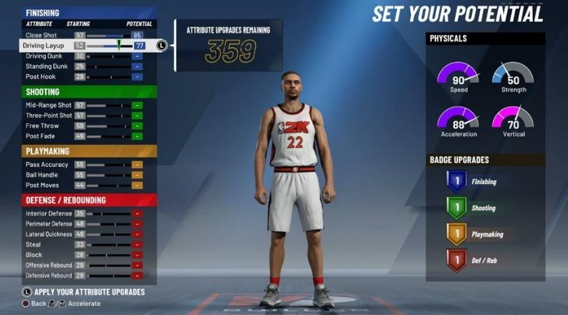NBA 2k21 College Teams: How many college teams are there in NBA 2k21?