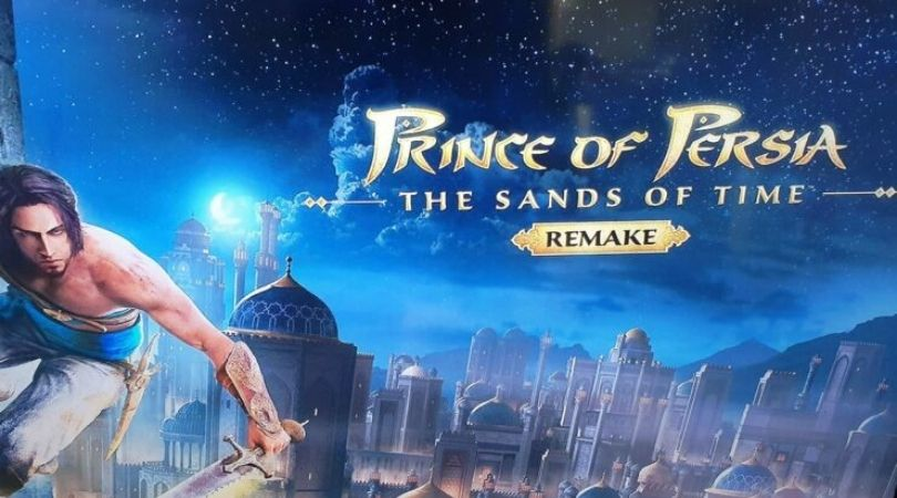 Prince of Persia Sands of Time Remake Changes and when will it Released