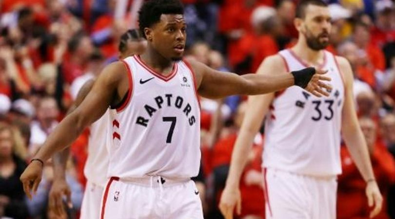 """""""I don't think he's trying to get under anybody's skin"""", Kyle Lowry compliments Marcus Smart after their win against Celtics"""