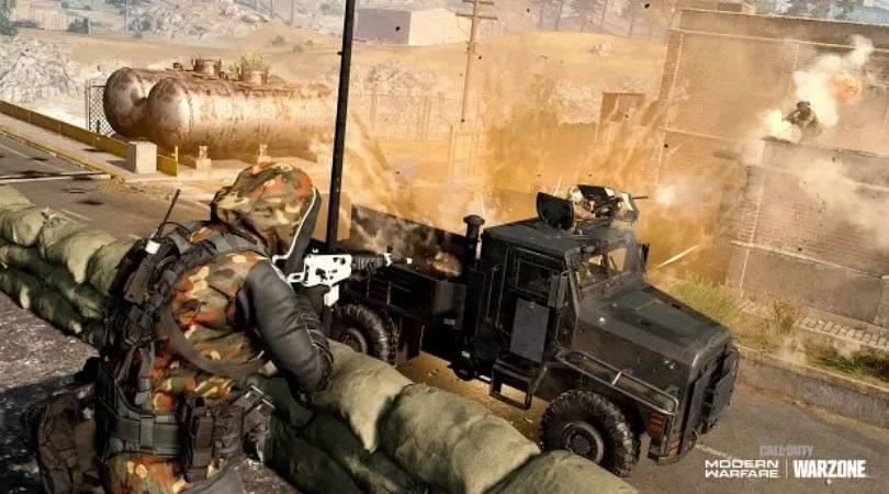 Call of Duty: Warzone and Modern Warfare Season Six is here