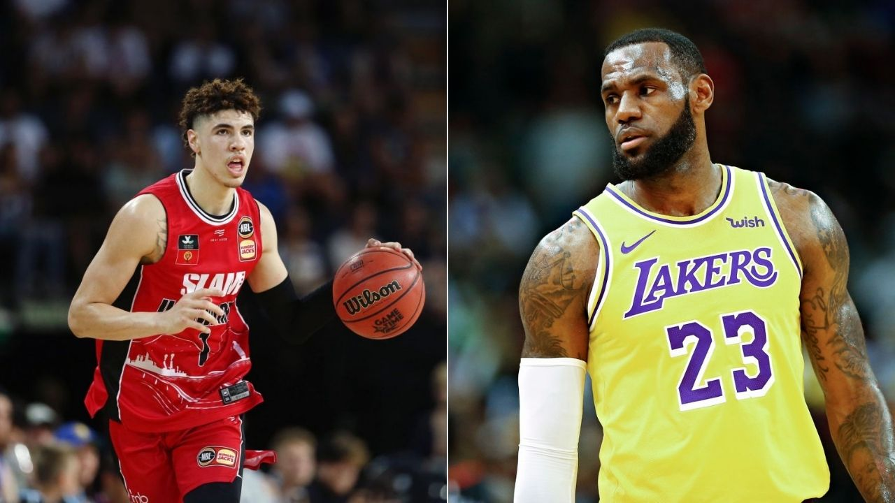 'I don't want LaMelo to join the Lakers': LaVar Ball