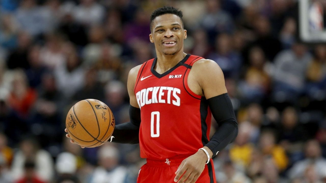 Russell Westbrook to be traded by Rockets': Knicks