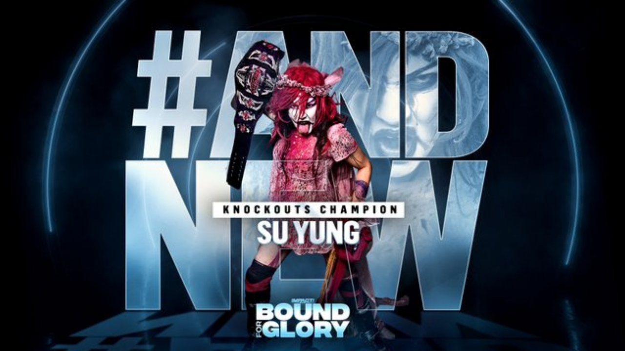 Su Yung makes surprise return to win Impact Knockouts Championship Bound for Glory