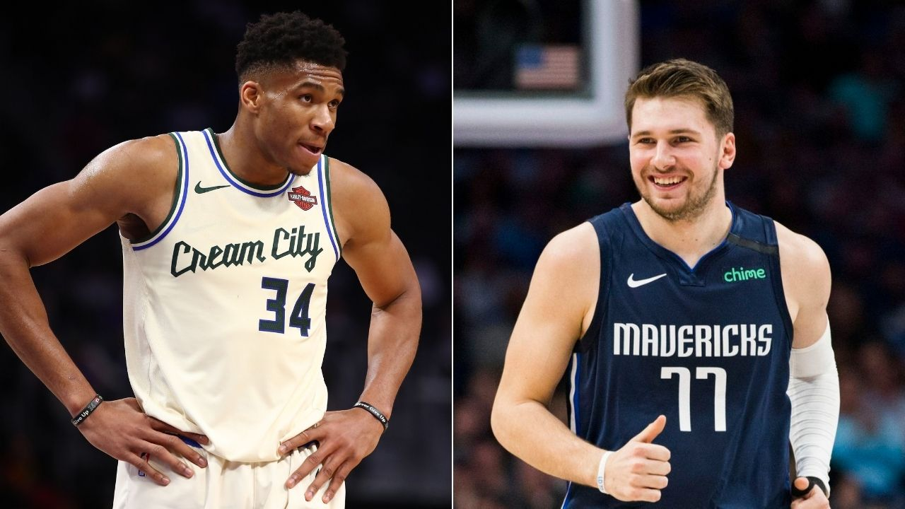 'Mavericks going all in for Giannis Antetokounmpo?': Luka Doncic and Kristaps Porzingis the only players safe on Mavs' roster