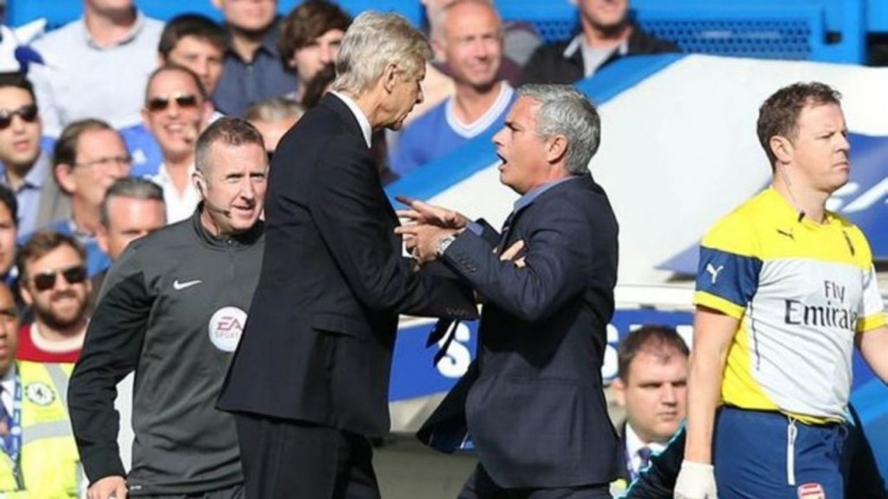 """I feel like I am at kindergarten""- Arsene Wenger hits back at Jose Mourinho amidst autobiography controversy"
