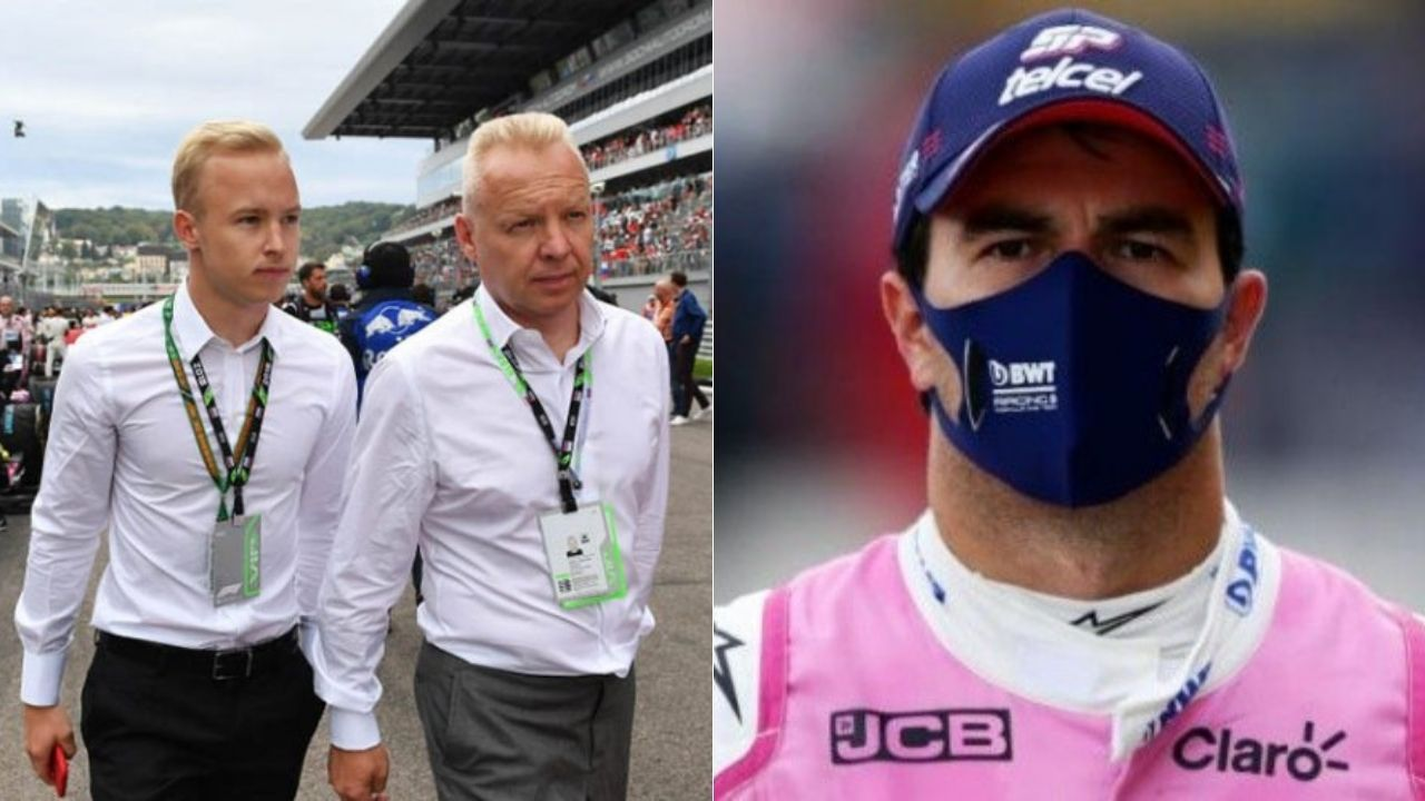 Haas to snub Sergio Perez after accepting lucrative buyout deal by F2 driver's father