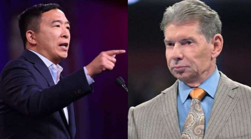 """If talent doesn't stream they will forego earnings, be suspended or face penalties"" – Andrew Yang slams WWE stars' independent contractors status"