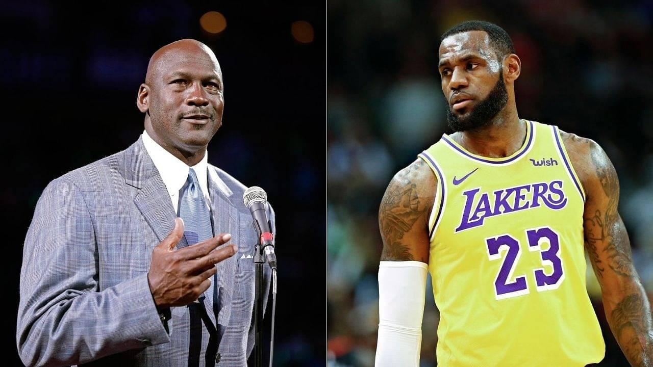 """Superteams are ruining the NBA"""": Michael Jordan"""