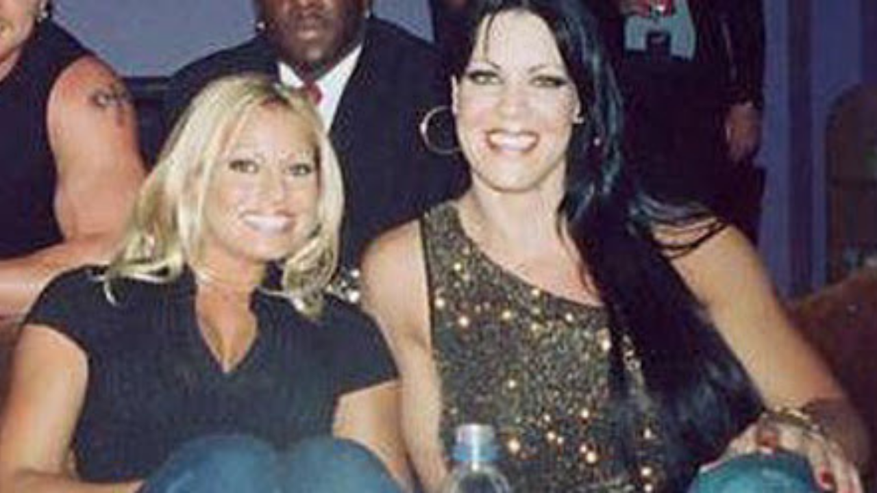 JR claims Chyna was jealous of Trish Stratus