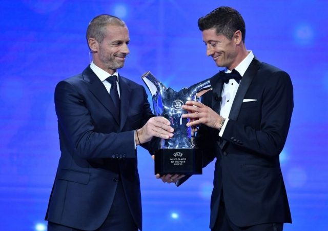 UEFA Awards 2020/2021: Who won the UEFA Best Goalkeeper, Defender, Midfielder, Coach Forward and Player award