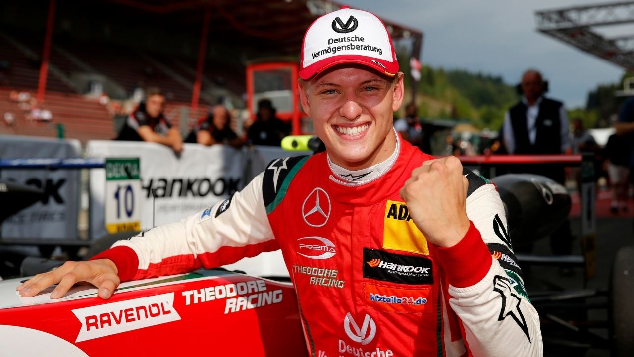 """At least I had the chance to work""- Mick Schumacher on his failed debut in F1 at Eifel GP"