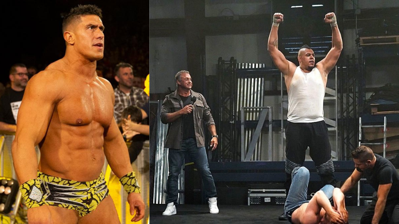 EC3 claims WWE stole RAW Underground's concept from him