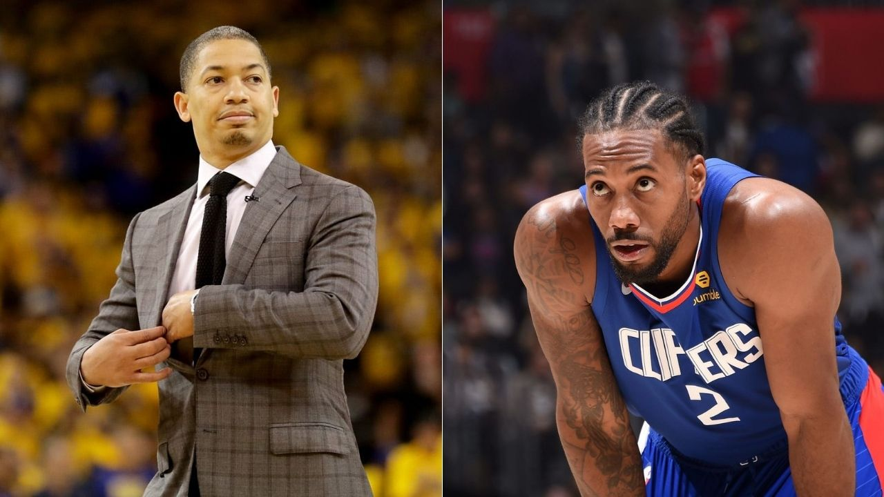 Lost because Kawhi Leonard and Paul George missed games': Clippers' Ty Lue