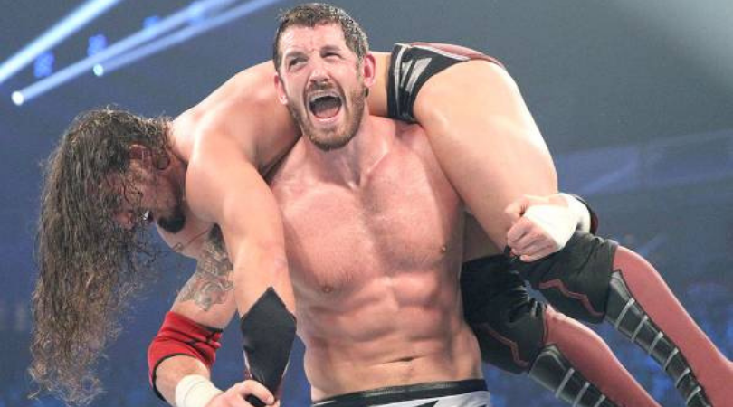 Wade Barrett on a possible WWE in ring return