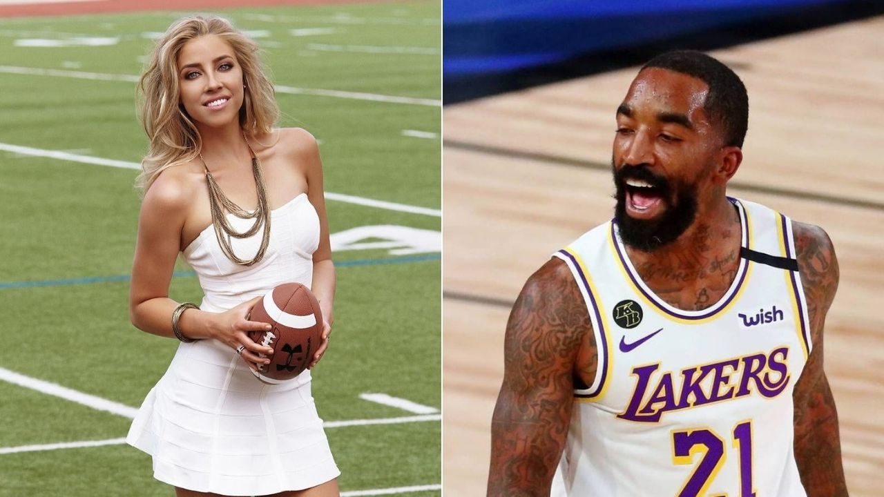 Lakers' JR Smith slams Sam Dekker's wife for questioning his motive wife