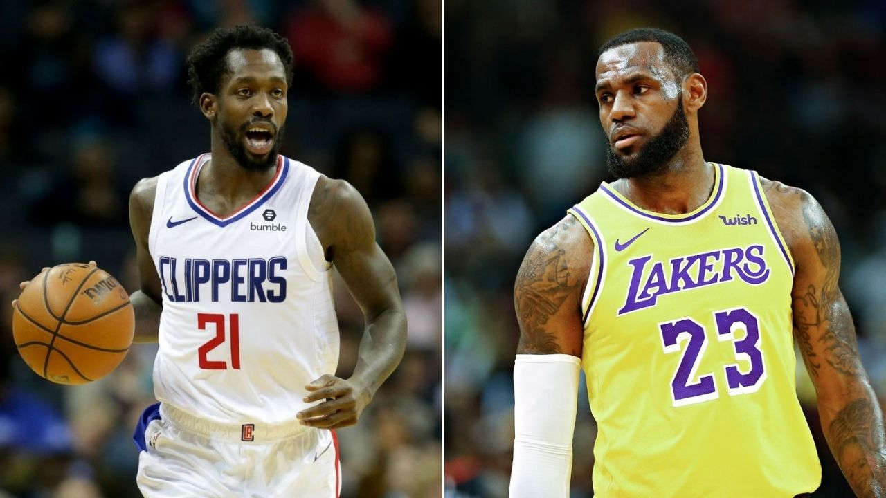 'It's over for LeBron James and Lakers': When Patrick Beverley mocked LA rivals