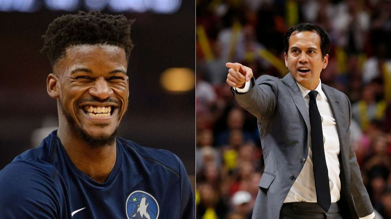 Look he's great with Xs and Os': Jimmy Butler