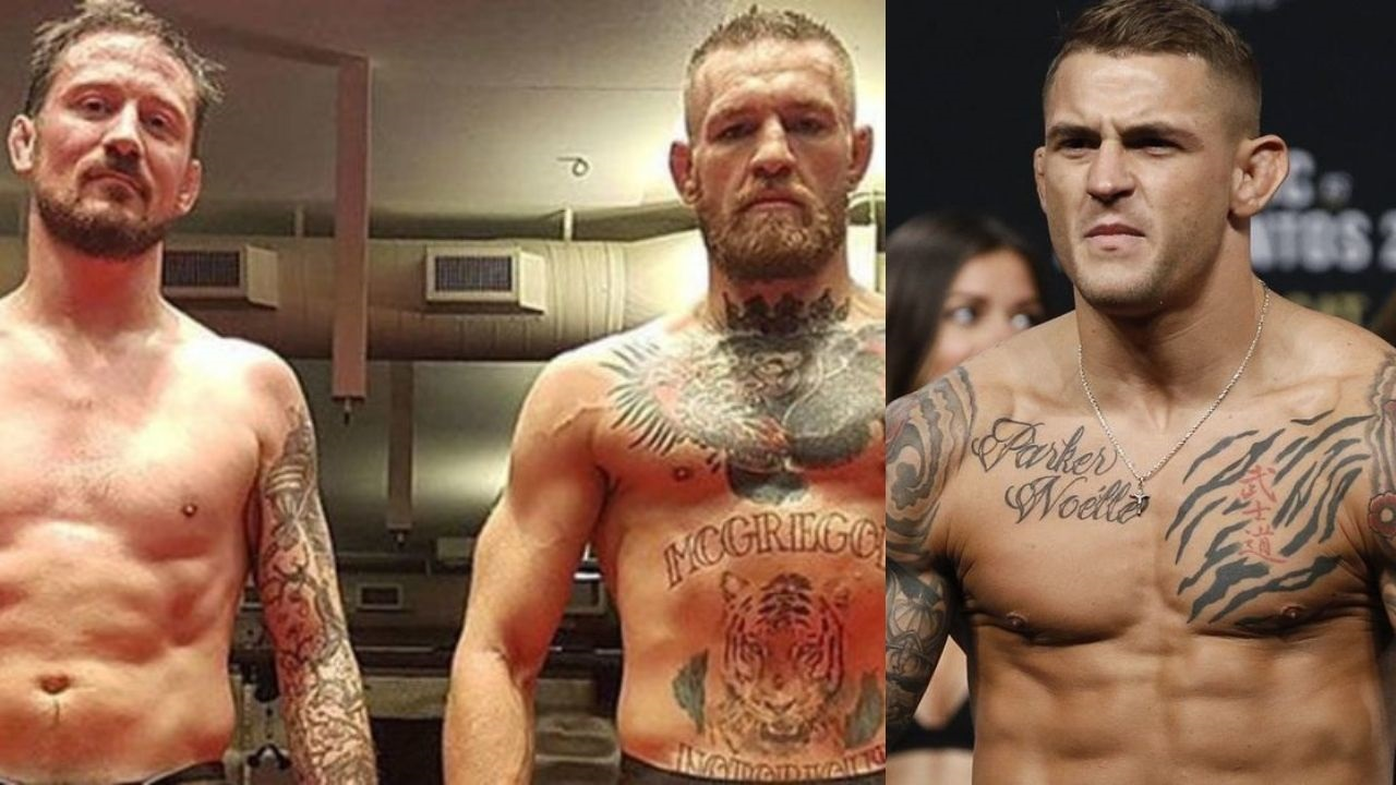 """""""170 will be fascinating""""- Coach Kavanagh Pitches Idea Of a Welterweight Contest Between Conor McGregor and Dustin Poirier"""