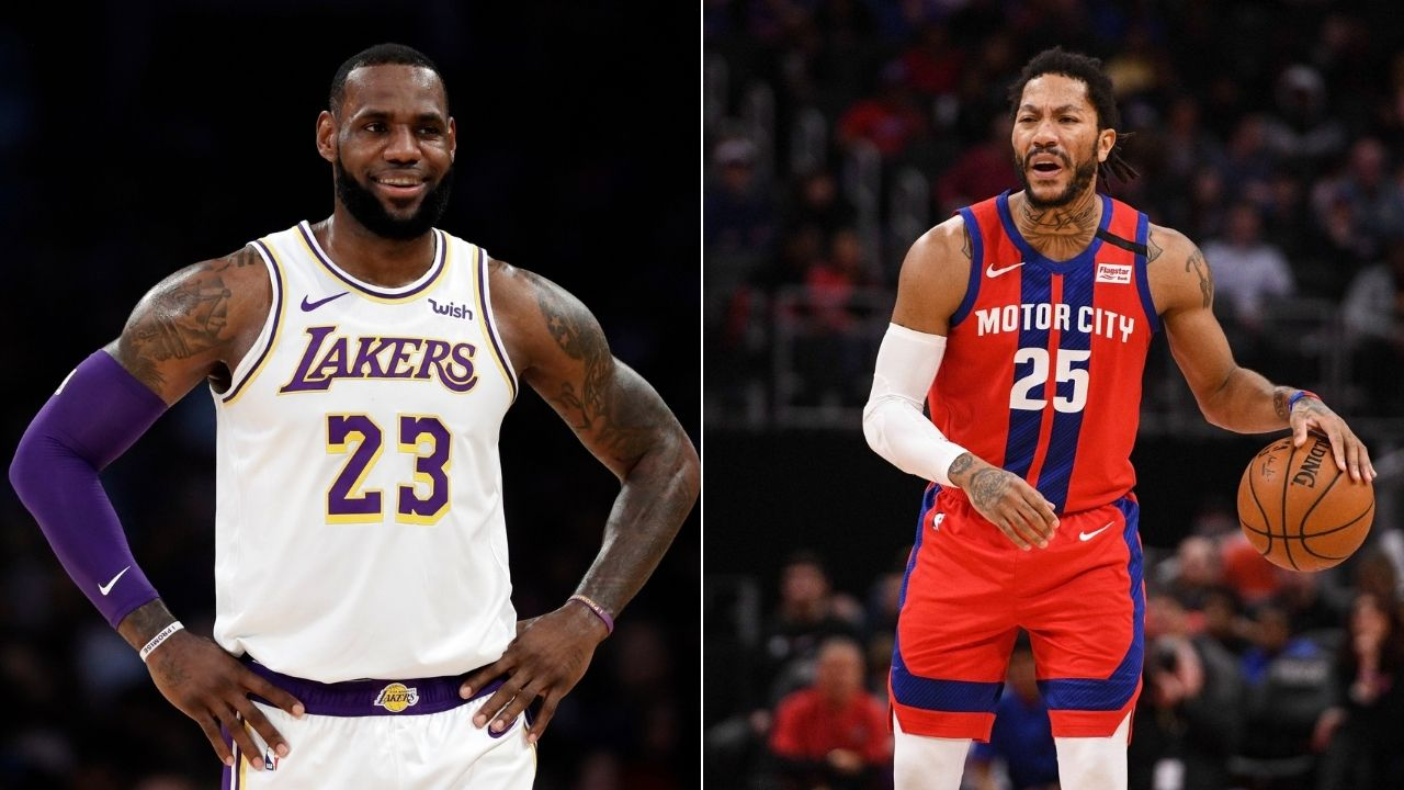 Derrick Rose to Lakers very likely