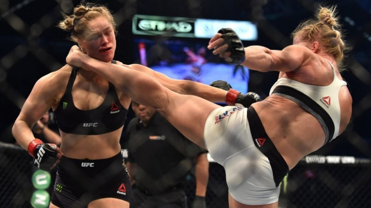 Holly holm vs ronda rousey betting line juventus vs napoli betting expert football
