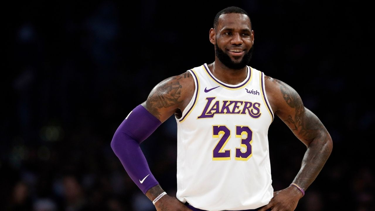 Bubble, Miami, Golden State; doesn't matter where': Lakers' LeBron James