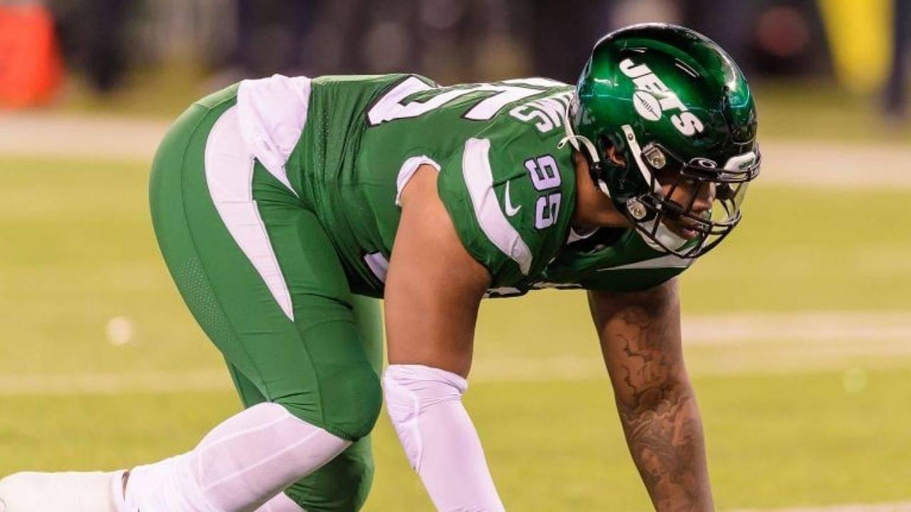 NFL trade rumors: Trade destinations for Jet's edge rusher Quinnen Williams