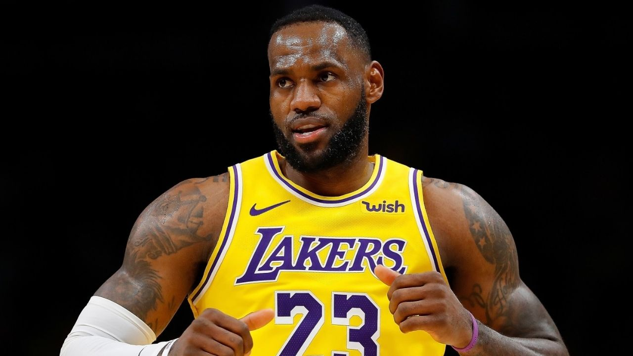 LeBron James had zero turnovers in Game 2 in NBA Finals