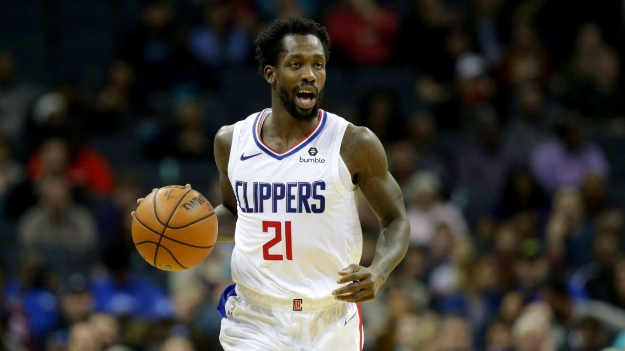 Patrick Beverley's injury concern comment against Lakers' Dudley