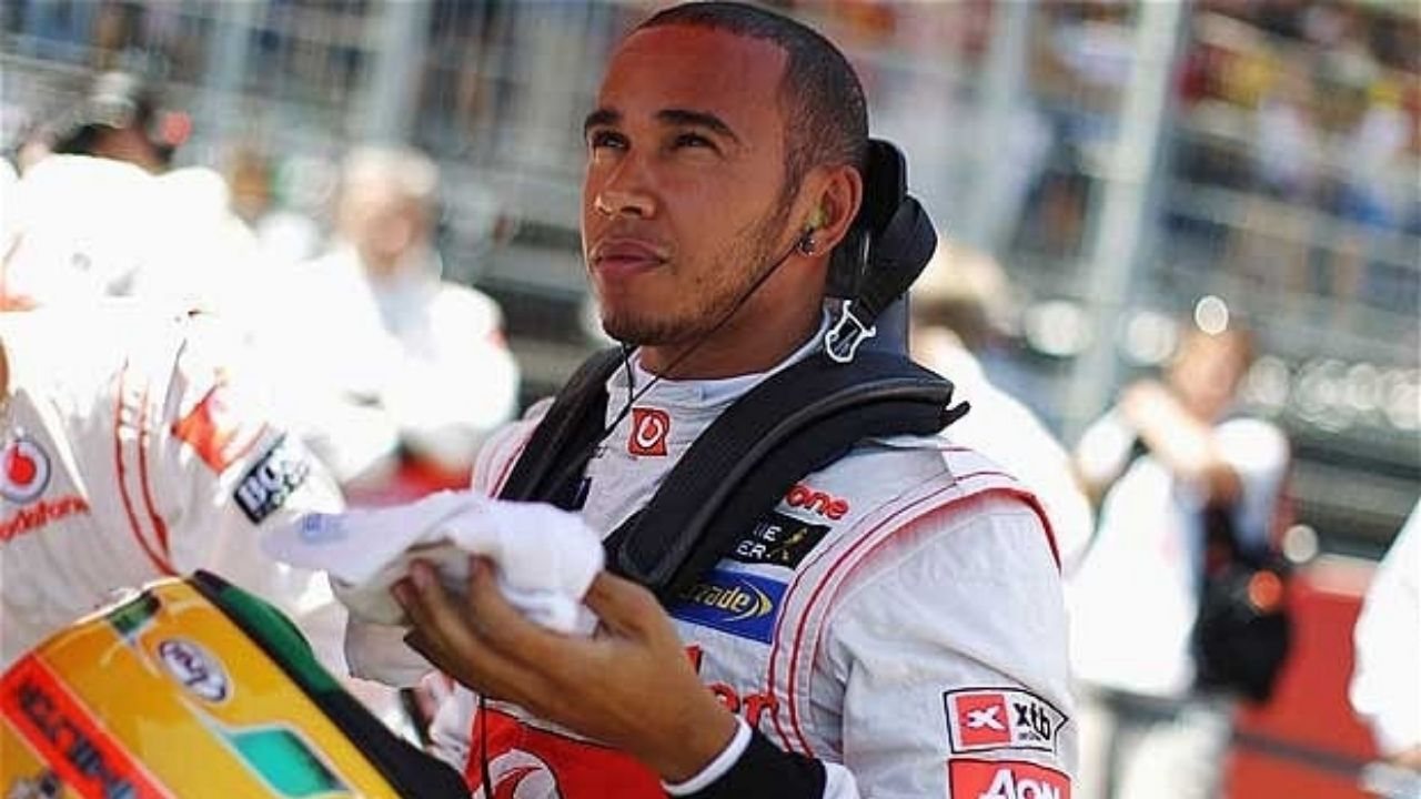 """""""I hope that he has forgiven me by now""""- Lewis Hamilton on tense environment while leaving McLaren"""