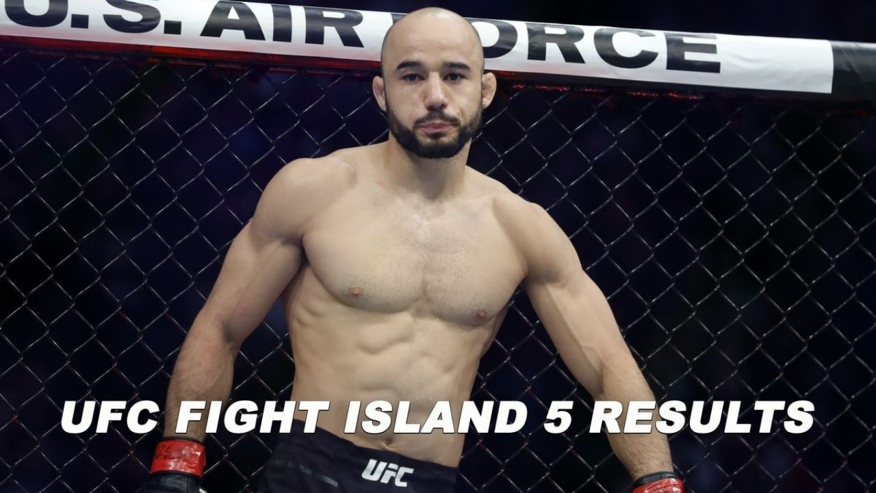UFC Fight Island 5 Live Updates: Full Fight Card, Streaming Details, Results, and Highlights