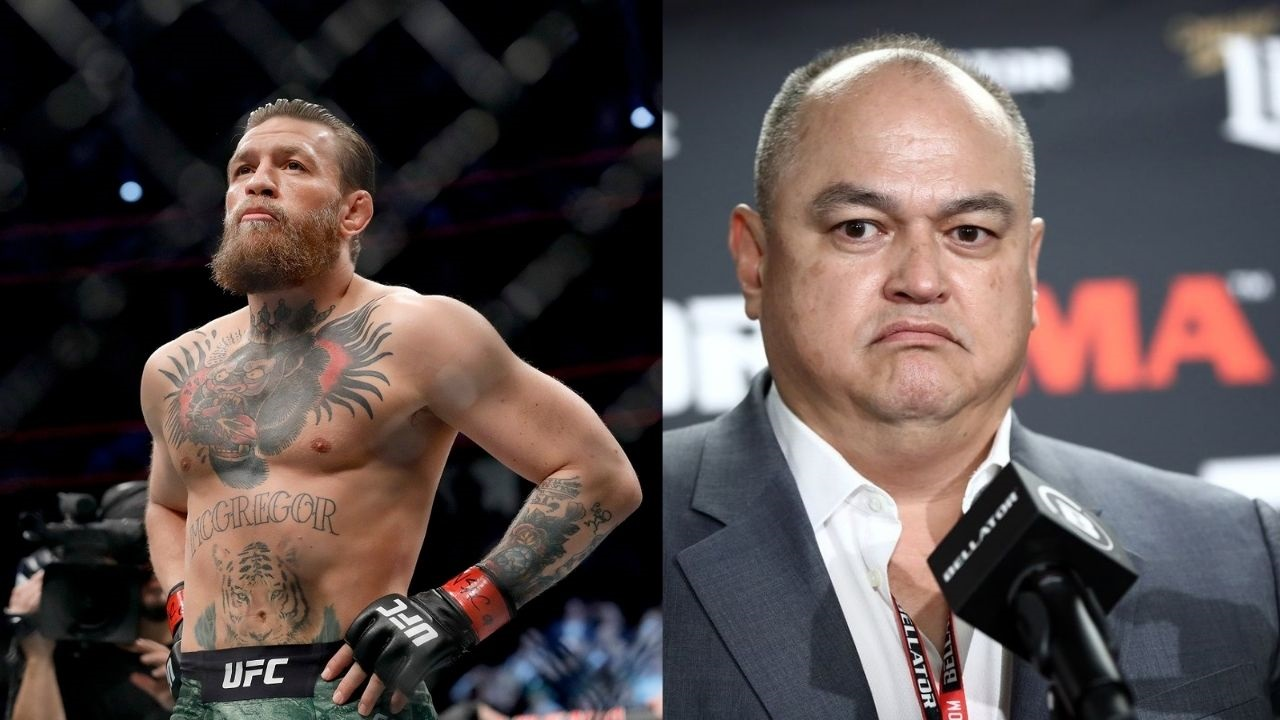 Conor McGregor Hits Out At Bellator For Operating With An Improper Drug Testing System